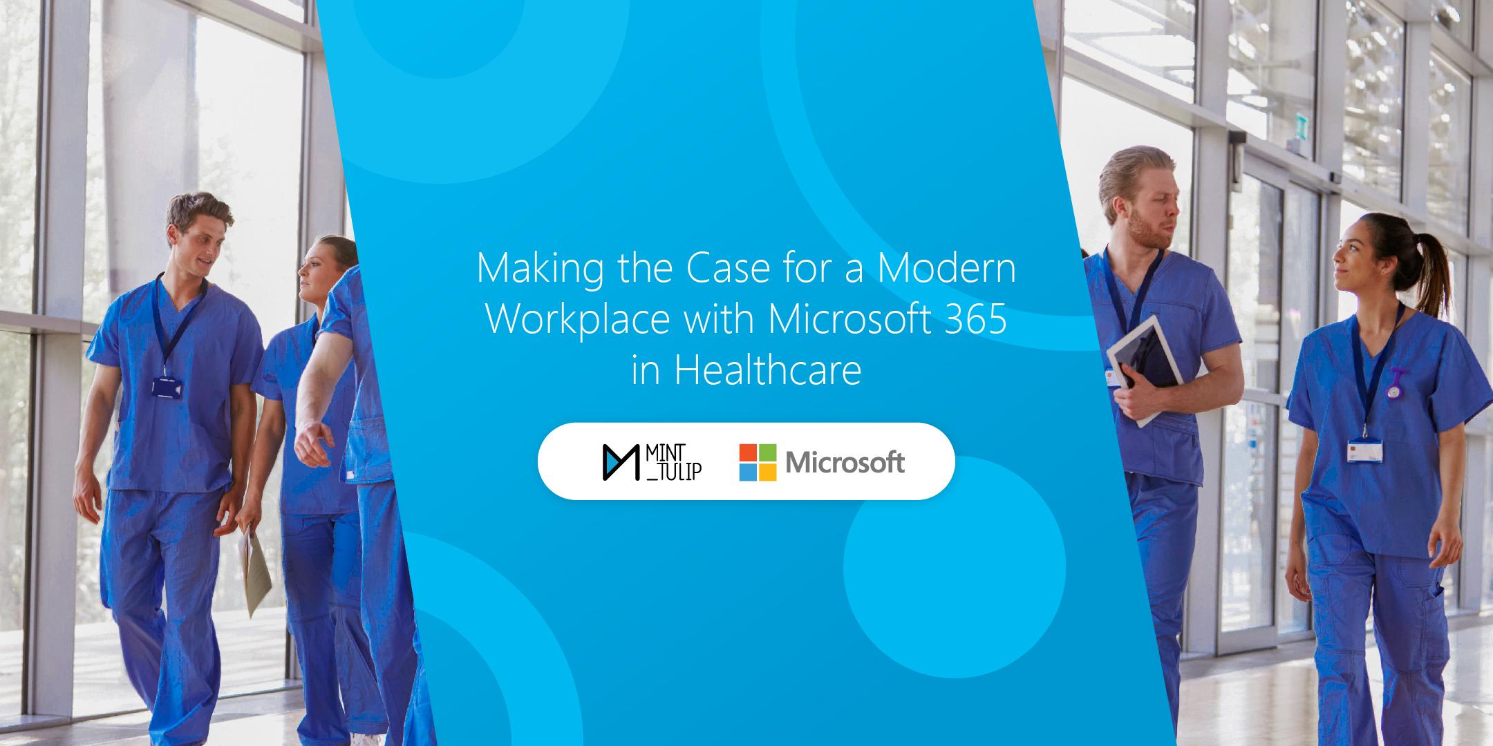 Splash title with Minttulip and Microsoft logos