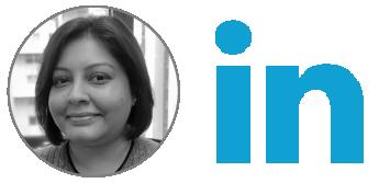 LinkedIn Profile for Krishna
