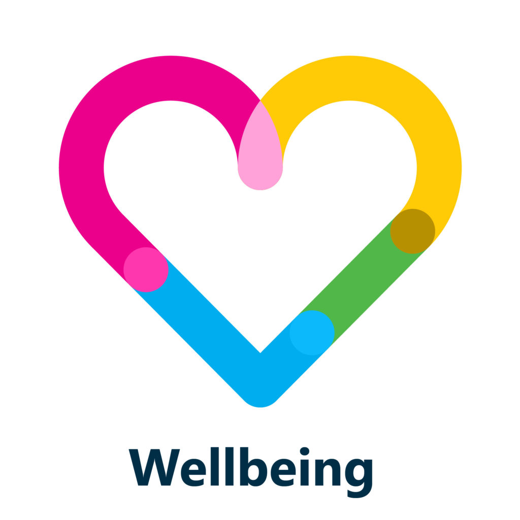 Wellbeing Heart Icon