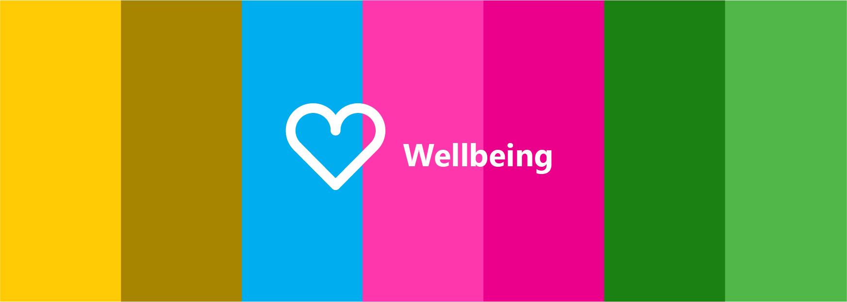 Heart banner Wellbeing